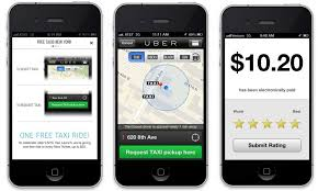 uber for android uber s ios and android apps will soon track your location even as