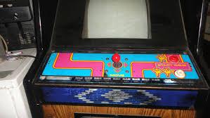 Galaga Arcade Cabinet Ms Pacman And Galaga Cabinets