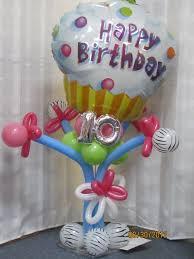 balloon arrangements for birthday 50th birthday balloons amytheballoonlady