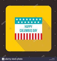 Christopher Columbus Flag Christopher Columbus American Flag Stockfotos U0026 Christopher