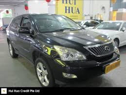 lexus rx 350 singapore buy used toyota lexus rx350 std car in singapore 38 800 search