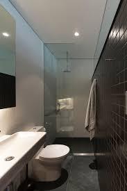 small narrow bathroom ideas small attic shower room ideas bathroom contemporary with black
