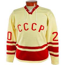 soviet union 1972 hockey sweater ebbets field flannels