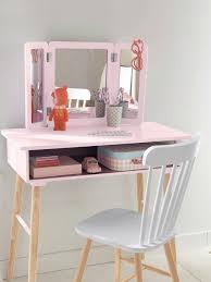 bureau enfant maison du monde bureau coiffeuse home chambre deco enfant bebe kidsroom bois fille