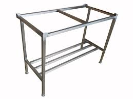 stainless steel butcher table block stand stainless steel мебель и свет в стиле лофт