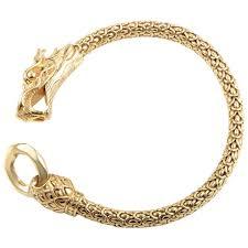 dragon bracelet gold images John hardy naga dragon gold bracelet at 1stdibs jpg