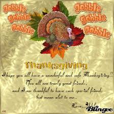 happy thanksgiving friends picture 102857063 blingee