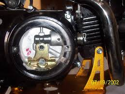 brand new lifan 125cc clutch prob