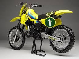 racing scale models suzuki rm 250 1982 by max moto modeling tamiya