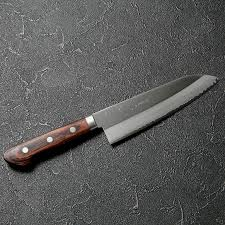 japanese handmade kitchen knives santoku knife japanese kitchen knife v gold no 1 warikomi hgw