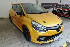 renault clio rally car renault clio r s 16 won u0027t make production auto express