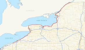 Buffalo Creek Trail Map Seaway Trail Wikipedia