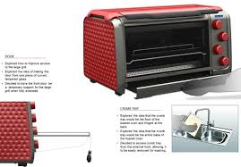 Kitchenaid Architect Toaster Kitchenaid Toaster Oven Redesign By Etienne Choiniere Shields Etlor