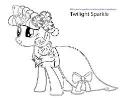 pony coloring pages twilight sparkle chuckbutt