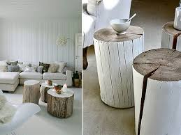 Tree Stump Side Table Diy Home Inspo Tree Stump Coffee Tables A Pair A Spare