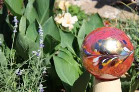 Garden Gazing Globe Victory Or Death U2026in The Garden For The Native Texas Plants In