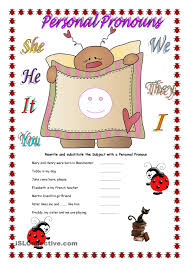 personal pronouns opetus kielioppi pinterest worksheets