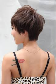 sexy hot back views of pixie hair cuts pretty pin curl pixie cut hairstyles weekly