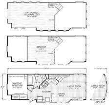 tiny house floor plans with loft house plans