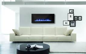 Wall Mount Fireplaces In Bedroom Living Room Azure Linear Wall Mount Electric Fireplace Efl42