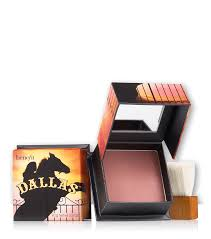dallas dusty rose face powder benefit cosmetics