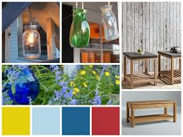 new england beach house relaxed colour scheme