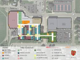 Floor Plan Of Classroom by Facility Master Plan Lphs Campus Planning