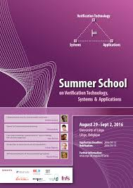 vtsa 2016 summer 2016 on verification technology systems