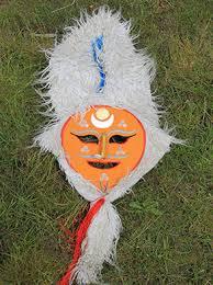 artistic elements of masks in tibetan opera news tibet