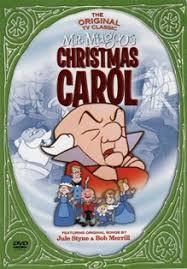 mister magoo u0027s christmas carol wikipedia