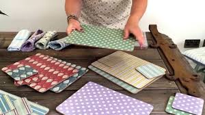 melamine placemats and coasters from cottage in the hills youtube