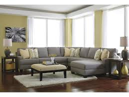 Reversible Sectional Sofas by Signature Design By Ashley Chamberly Alloy Modern 5 Piece