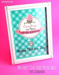 mothers day presents ideas mothers day gift idea for