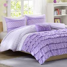 Polka Dot Comforter Queen Mizone Morgan Full Queen Comforter Set Free Shipping