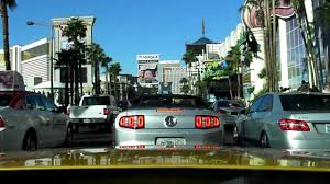 the las vegas in a ford mustang convertible part 1