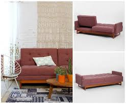 Modern Pull Out Sofa Bed by Small And Stylish Sleeper Sofas