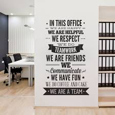 best 25 office walls ideas on office wall graphics