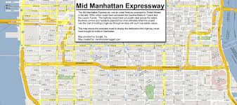 Path Subway Map by Maps Show How Robert Moses Would Have Destroyed The City With
