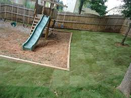 play areas aca landscaping