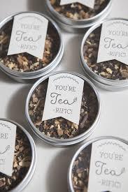 tea favors learn how to make these tea wedding favors favors teas