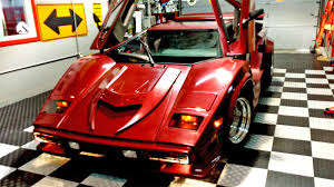 lamborghini kit car for sale lamborghini countach fiero kit car on ebay 95 octane