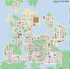 Minecraft New York City Map by Aurora City Project Minecraft Project