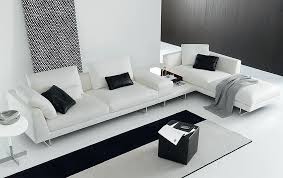 Chic Modular And Sectional Sofas Up Your Living Rooms Style Quotient - Modular sofa design