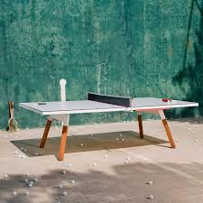 ping pong table tennis outdoor table tennis frontgate