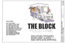 on the petaluma planning commission agenda tonight the block