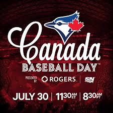 baseball canada celebrate canada baseball day on july 30th