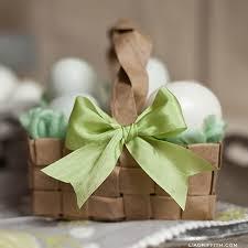 Diy Easter Basket Diy Upcycled Easter Basket