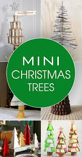 20 adorable diy mini trees you re going to