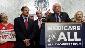 medicare for all bernie sanders universal health care bill has