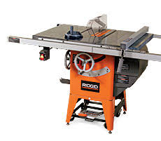 ridgid 13 10 in professional table saw ridgid tools r4511 hybrid tablesaw finewoodworking